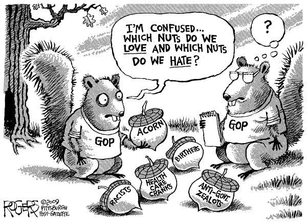 GOP Nuts